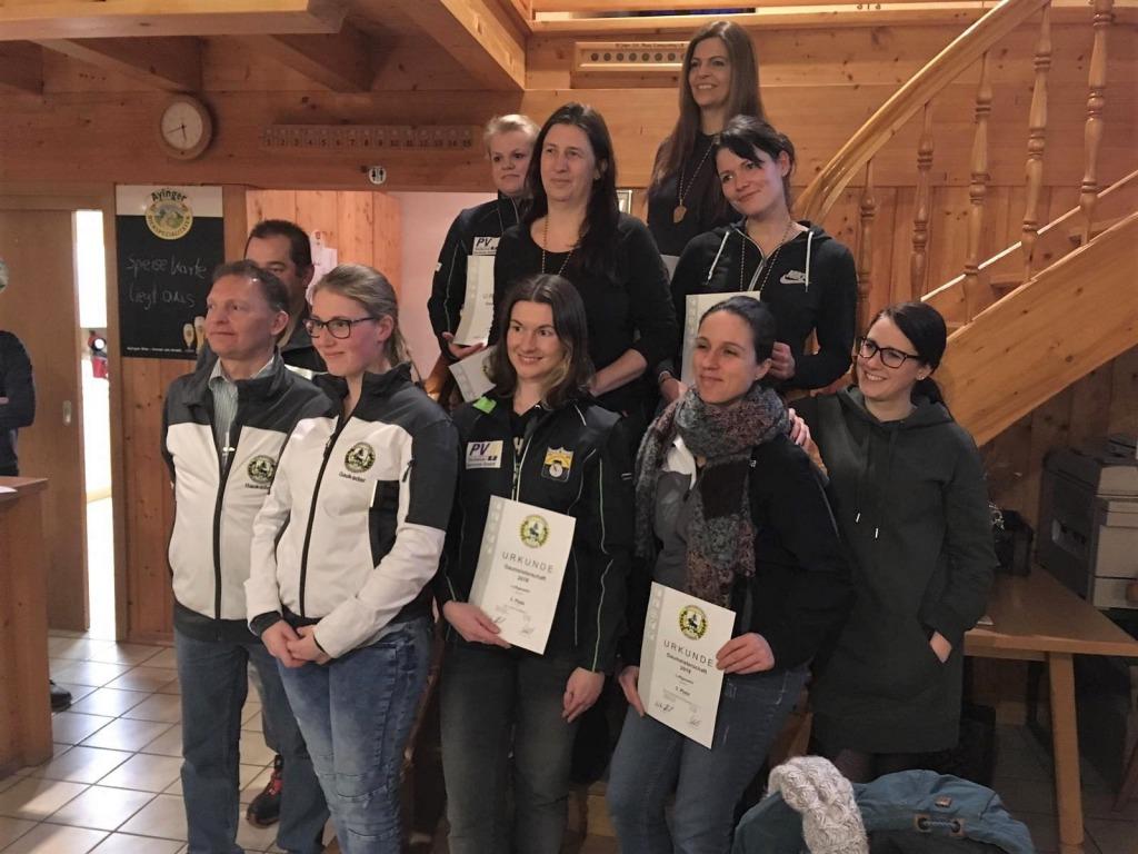 GauM 2019 - Damenmannschaft 1