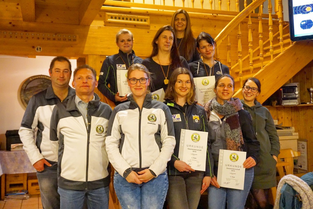 GauM 2019 - Damenmannschaft 2