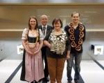 Sonja Straub, Herbert Feicht, Rosa Straub (vertrat Isabella Straub), Michael Winter
